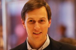 Jared Kushner, the son-in-law of President-elect Donald Trump, walks through the lobby of Trump Tower on November 18, 2016 in New York City. President-elect Trump and his transition team are in the process of filling cabinet and other high level position