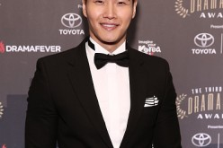 Singer and actor Kim Jong Kook attends the 3rd Annual DramaFever Awards at The Hudson Theatre.