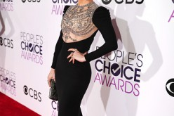 'Shades of Blue' star Jennifer Lopez attends the People's Choice Awards 2017 at Microsoft Theater on January 18, 2017 in Los Angeles, California.
