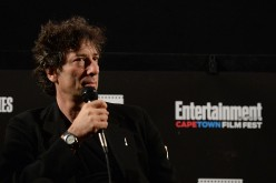Writer Neil Gaiman attends the screening for 'Coraline' CapeTown Film Festival on May 5, 2013 in Hollywood, California.