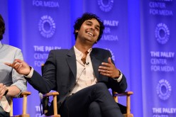 Kunal Nayyar attends The Paley Center For Media's 33rd Annual PALEYFEST Los Angeles 'The Big Bang Theory' at Dolby Theatre on March 16, 2016 in Hollywood, California.