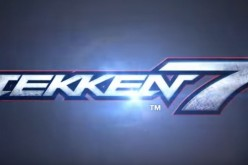 The latest Tekken 7 trademark logo is displayed, marking its upcoming release.