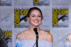 Actress Melissa Benoist attends the 'Supergirl' Special Video Presentation and Q&A during Comic-Con International 2016 on July 23, 2016.