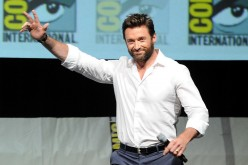 Actor Hugh Jackman speaks at the 20th Century Fox 'X-Men: Days of Future Past' panel during Comic-Con International 2013 at San Diego Convention Center on July 20, 2013.