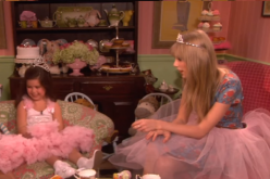 Sophie Grace and Taylor Swift appear as guests on 'The Ellen DeGeneres Show.'