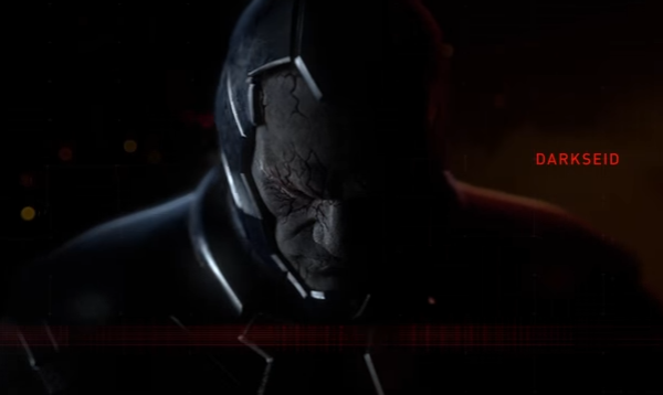 "Darkseid will now be part of NetherRealm's upcoming DC fighting game, ""Injustice 2."""