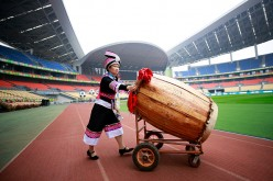 China seeks to improve the state of football in several aspects.