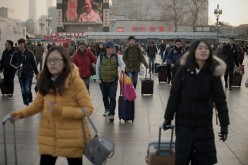 Although approximately millions of Chinese went on a vacation during the recently concluded Spring Festival, not everybody was fortunate to do so.