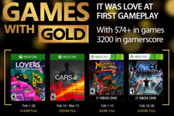 Xbox Games with Gold February 2017