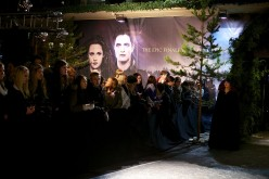 The Twilight Saga: Breaking Dawn Part 2 - Norway Premiere