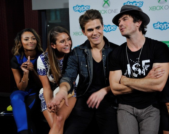 nina dobrev dating ian somerhalder friend