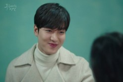 South Korean actor Lee Min-Ho plays the lead character of Heo Joon-Jae in SBS drama 'The Legend of the Blue Sea.'