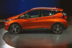 GM's Chevy Bolt EV not only is a green car but its powerful electric engine reduces range anxiety and makes it fun to drive.