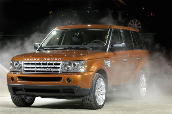 The Range Rover Sport is the most popular British vehicle in China