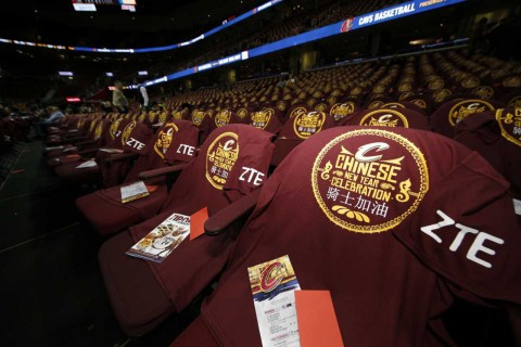 Chinese New Year t-shirts for Cavaliers fans art Quicken Loans Arena