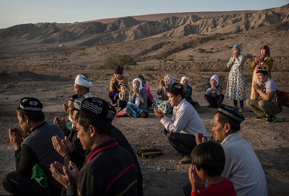 In China, around 20 million people are Muslims, including people who belong to the Uyghur tribe residing in Xinjiang's far western area.