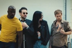Marve's The Defenders includes Luke Cage, Daredevil, Jessica Jones and Iron Fist.