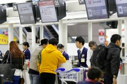 Upon entering China, foreign passport holders aged 14 to 70 are required to submit their fingerprints to authorized airport officials.