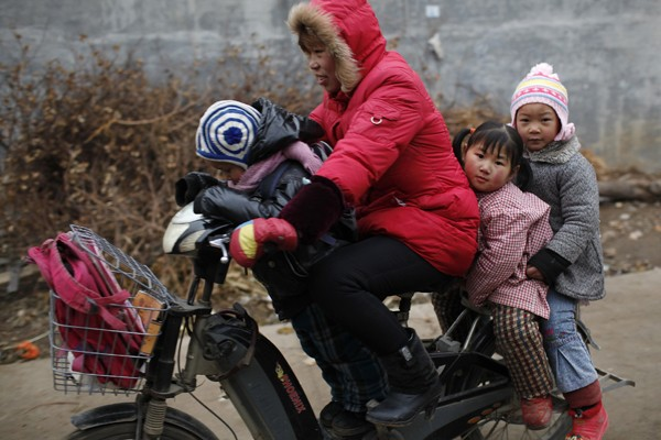 China's one-child policy has resulted in the rapidly aging population in the country today.