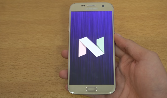 The upcoming smart devices, Galaxy S7 and S7 edge is powered by Android Nougat