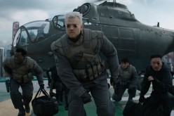 Batou leads cyber-crime investigation unit, Section 9, in 'Ghost in the Shell.'