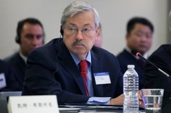 Iowa Governor Terry Branstad was nominated by U.S. President Donald Trump as Ambassador to China in December.