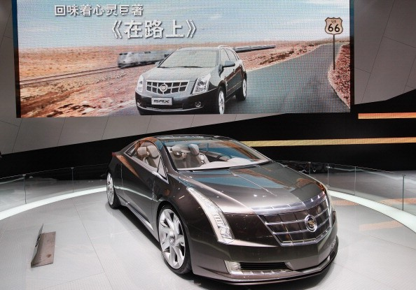Cadillac's long heritage and pedigree has made it popular among Chinese consumers.