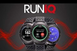 New Balance's RunIQ smartwatch is an Android Wear 2.0 wrist wearable that targets fitness buffs.