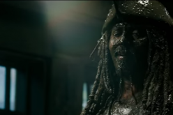 A mud-drenched Jack Sparrow returns in