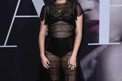 Actress/singer Noah Cyrus attends the premiere of Universal Pictures' 'Fifty Shades Darker' at The Theatre at Ace Hotel on February 2, 2017 in Los Angeles, California.