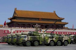 China's military buildup is growing at a rapid pace with the formation of the Rocket Force--responsible for the country's missiles.