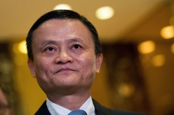 Alibaba founder and executive chairman Jack Ma.