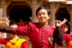 Jackie Chan in a still from Stanley Tong's film,