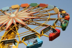 With more amusement parks than the U.S., which only has around 400, China has a relatively poor safety record for rides.