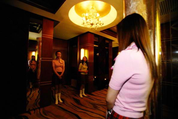 China's sex workers can be found in hotels, salons or nightclubs.