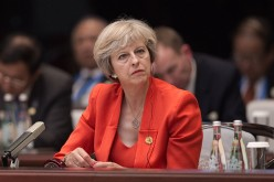 British Prime Minister Theresa May, who is invited by China to attend the OBOR Summit this year, has attended the G20 Leaders Summit in Hangzhou, China, in Sept. 2016.