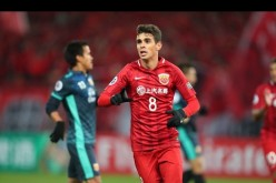 Oscar had a winning debut for Shanghai SIPG, having scored the side's first goal in their AFC Champions League qualifying match against Sukhothai FC.