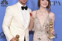 Stars Ryan Gosling and Emma Stone are Sebastian and Mia in