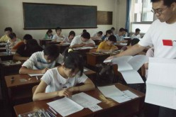 China's law against cheating in national exams imposes heavy penalties for those who will be caught.