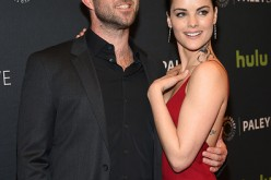 Sullivan Stapleton and Jaimie Alexander attend PaleyLive NY: An Evening With The Cast & Creator Of 'Blindspot' at The Paley Center for Media on April 11, 2016.