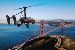 PAL-V's Liberty is a three-wheeled vehicle that its manufacturer claims is the first-ever commercial flying car.