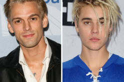 Aaron Carter; serious threat to Justin Bieber's career