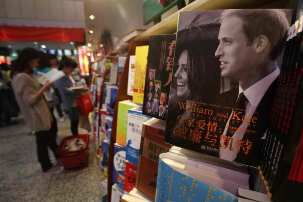Works of Chinese writers are catching the interest of Western readers.