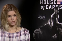 Kate Mara, playing the role of Zoe Barnes, talks about her character during an interview.