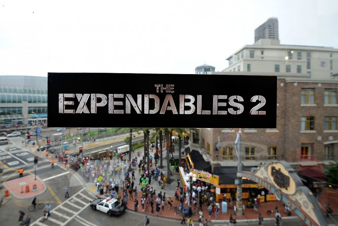 IGN And Lionsgate Celebrate Comic-Con 2012 With 'The Expendables 2'