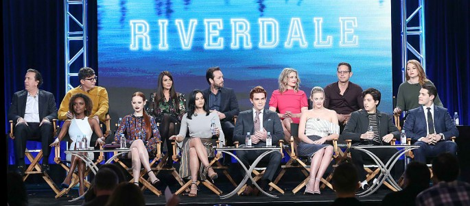 "The ""Riverdale"" cast is one of the best arguments that may lead to the return of teen programming to network television."