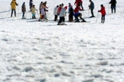 A French ski company estimated five to six million skiers in China which is still projected to go higher as the 2022 Winter Olympics approaches.