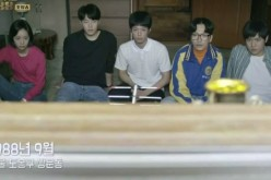 (L-R) Hyeri, Ryoo Joon-Yeol, Park Bo-Gum, Lee Dong-Hwi and Ko Gyung-Pyo star in the tvN drama 'Reply 1988.'