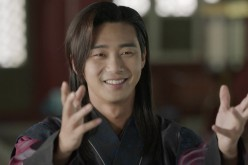 South Korean actor Park Seo-Joon plays the lead character of Moo Myung/Sun Woo-Rang in KBS 2TV's 'Hwarang: The Poet Warrior Youth.'
