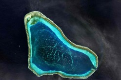 China is already building military structures on the Scarborough Shoal.